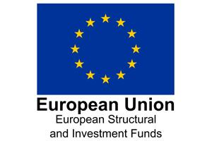 European Structural and Investment Funds EU logo